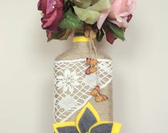 Vase Bottle Sun