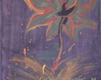 Original Paintings by Ivy Sky