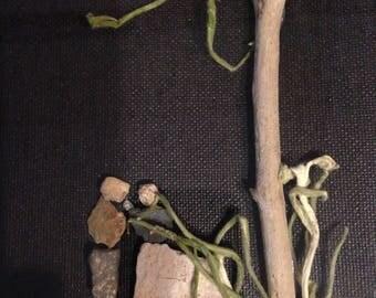 "Pebble Art ""The Engagement"""