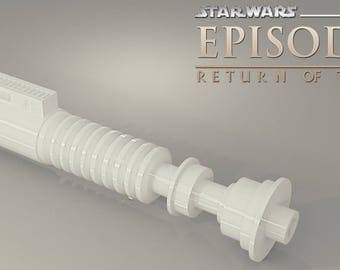 3D printed Star Wars Lightsabers DIY (A most have for Star Wars fans)