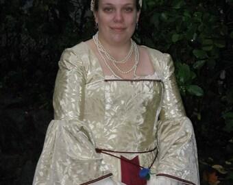 Custom Made Tudor/Renaissance Dress