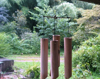 Max's Bamboo Windchimes