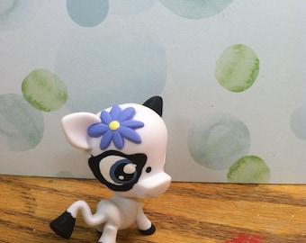 OOAK LPS cow repaint