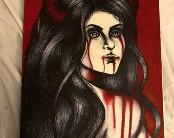 She Devil print