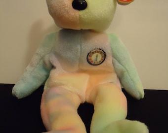 B.B. Bear Beanie Baby