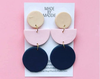 Mama Dangle Earrings