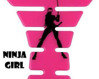 Ninja Girl Series TankPad