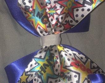 Super Hero bow