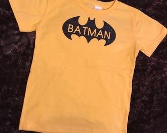 Kids BATMAN tshirt