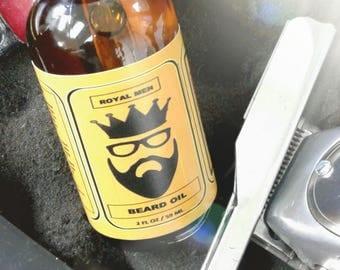 Royal Men Beard Oil