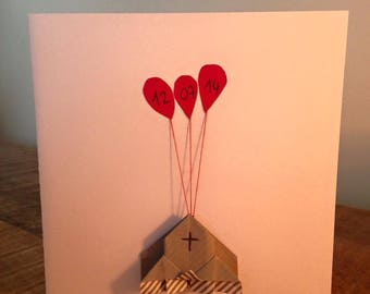 Make it Part of baptism origami