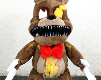 Five Nights At Freddy's World - Jack-O-Bonnie - Plush