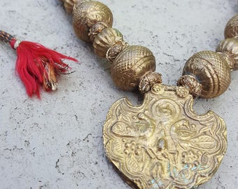 Vintage Mid-Century Museum-Replica Necklace
