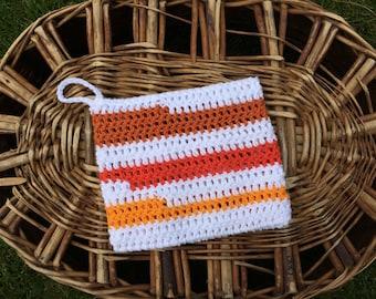 Handmade Crochet Pot Holder
