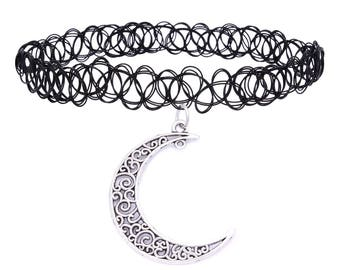 Tattoo Choker (Lunar)