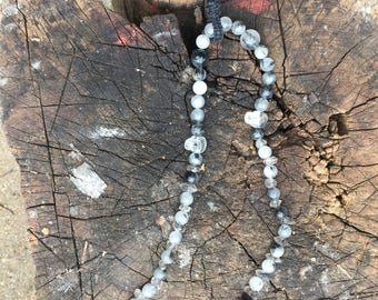 Meditation and well being necklace