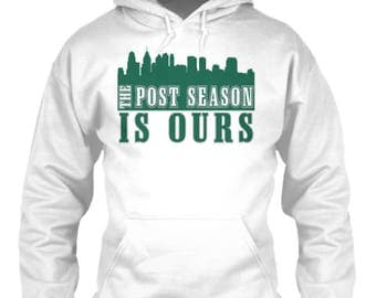 Philadelphia Eagles Post Season is Ours Playoffs Hoodie