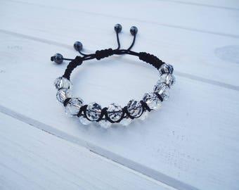 Jewellery gift Macrame bracelet Gift for girlfriend Adjustable bracelet Pregnancy Simple bracelet Women bracelet gifts birthday gifts