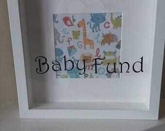 Baby fund money box