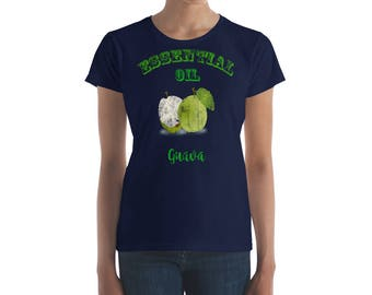 Essential Oil Guava Women's short sleeve t-shirt