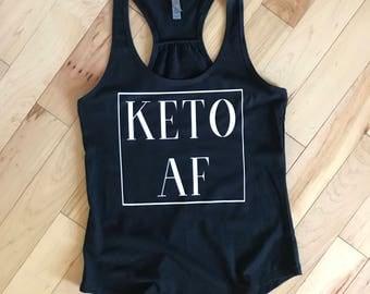 Keto AF Women's Tank