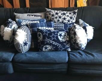Cowboys Pillows