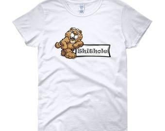 womens Shi*hole Shirt