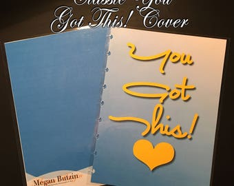 You Got This Planner Cover