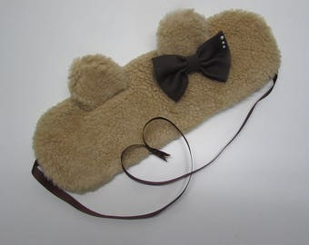 Classic lolita bear headdress