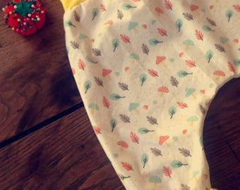 Baby harem pants size 3 to 12 months
