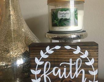 Faith block