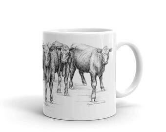Cows on a Mug!