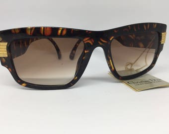 Christian Dior - Vintage Sunglasses. Made in Germany.