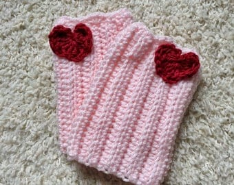 Any day boot cuffs for women