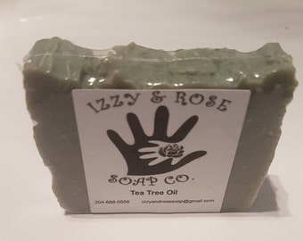 Handmade Tea Tree Oil Soap