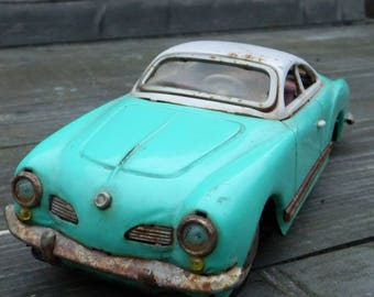 Karmann Ghia scale model