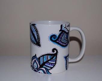 Flower mug