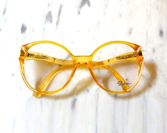 SAPHIRA - mod. 4077 - New old vintage frame from 80s