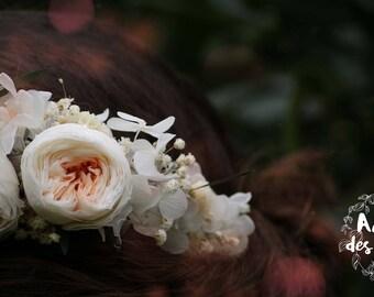 English: Flower head wreath
