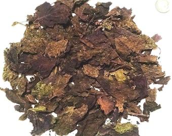 1/2 oz Perilla Shiso Leaves (Perilla Frutescens) Zi Su Ye Beefsteak Dried Herb