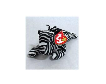 Ty Beanie Babies Ziggy the Zebra 1995
