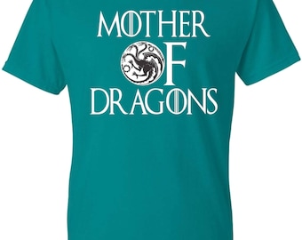 Mother of Dragons Gamae of Thrones Shirt