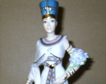 Wedgwood Nefertiti Figurine