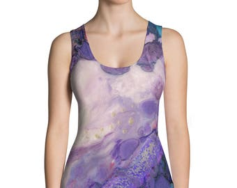 "Tank Top ""Purple Dream"""