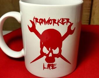 Iron worker Life Mug Ironworker