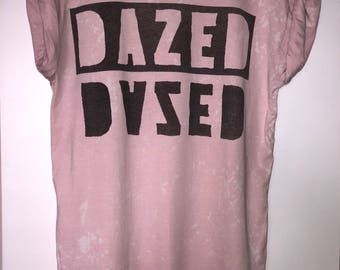 Smithson Clothing DAZED vintage t-shirt SMALL/ medium