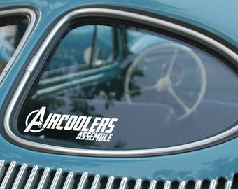 Aircoolers Assemble