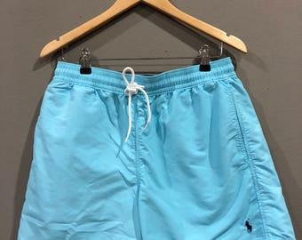 Polo Ralph Lauren Blue Short Pants Size M