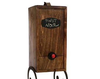 Wine Nook Box Wine Dispenser