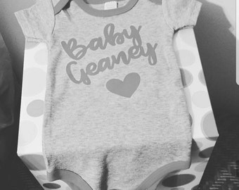 ADORABLE PERSONALIZED ONESIES